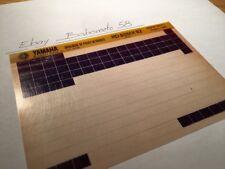 Yamaha RD80MX 1982 RD80 MX 5G0 RD 80 micro fiche parts list catalogue microfiche