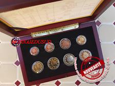Coffret BE 1 Cent à 2 Euro Belgique 2010 - Coffret Proof Officiel