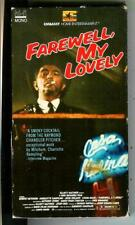 FAREWELL, MY LOVELY, Robert Mitchum crime movie, VHS video cassette tape in box