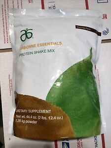 New And Seal ARBONNE! Chocolate Protein Shake Mix (Powder) 2lbs Bag FREESHIPPING