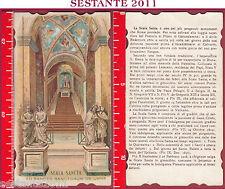 2915 SANTINO HOLY CARD SCALA SANCTA AD SANCTORUM DE URBE