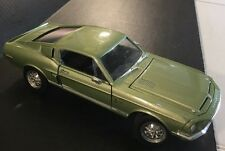 1968 Road Signature Ford Mustang Shelby 500KR Cobra GT 1:18 Diecast Car #92168