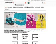 Gewinnbringender Onlineshop für Herren und Damenschuhe zum Einkaufspreis günstig