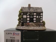 """Lilliput Lane L2878 """"Wom"""" New in excellent condition with deed"""