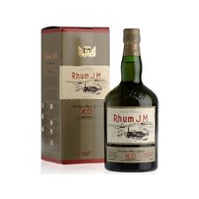 6 Bottles RHUM agricole J.M TRES VIEUX X.O. AST.