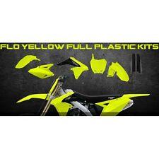 SUZUKI RMZ 450 10-17 ACERBIS PLASTICA plastikkit kunstoffteile FLUO GIALLO NEON