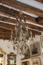Crystal chandelier French antique chandelier lighting Luxury chandelier Luxury