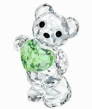 SWAROVSKI CRYSTAL BIRTHSTONE KRIS BEAR AUGUST 5126904 MINT BOXED RETIRED RARE