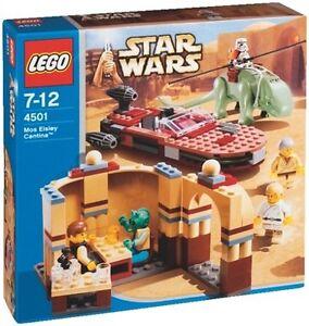 LEGO Star Wars 4501 Mos Eisley Cantina - NEU