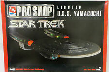 STAR TREK la prossima generazione: U.S.S. YAMAGUCHI PLASTICA TRASPARENTE AMT / ERTL KIT (MI)