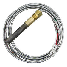 """TWO LEAD THERMOPILE 72"""" ARMORED BAKERS PRIDE M1265X MODELS 101 151 201 251 301"""