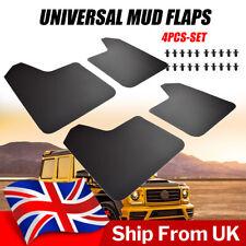 Splash Guards Mudflaps Mudguards Mud Flaps  Front or Rear Universal 4pcs-Set