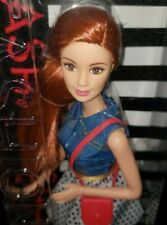 New In Box Fashionistas Barbie Doll Midge Red Hair Freckles Mackie Mouth Denim