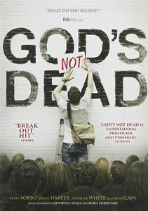 God's Not Dead DVD AB8 modern Scopes trial is inspiring viewing