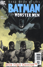 BATMAN AND THE MONSTER MEN (MATT WAGNER) (2005 Series) #2 Near Mint Comics Book
