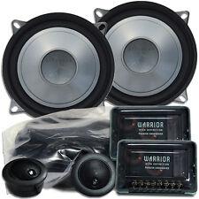 Hifonics 13cm Compo Lautsprecher Set für Ford Fiesta heck
