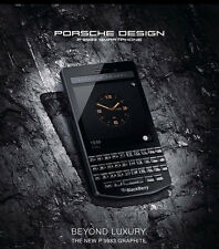SEALED Blackberry P9983 Porsche Design factory unlocked FREE 1 - 2 day Delivery