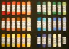 UNISON - ARTISTS SOFT PASTELS - 36 FULL LENGTH  - STARTER SELECTION