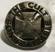 CULT VINTAGE METAL LAPEL PIN NEW FROM LATE 90'S HEAVY METAL