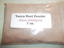 1 oz. Yucca Root Powder (Yucca schidigera)