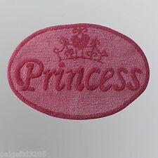 Disney Princess Tufted Bathroom Bath Rug 20x30 inches - Pink