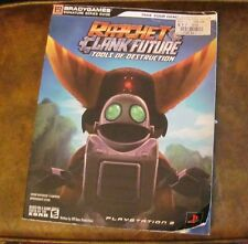 Brady Games guide Ratchet & Clank Tools of Destruction