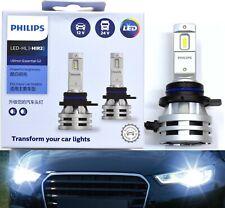 OpenBox Philips Ultinon LED G2 6500K White 9012 Two Bulbs Head Light Dual Beam