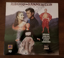 LASERDISC Movie:  Rodgers & Hammerstein - The Sound of Movies - Collectible