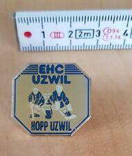 EHC Uzwil Pin, Hopp Uzwil, Swiss Eishockey