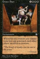 MTG Grave Pact Stronghold NM