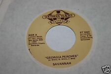 Savannah Georgia Peaches b/w Drinking It Over 45 From Co Vault Unopened Box NM *