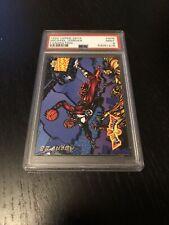 1992 Upper Deck Michael Jordan Fanimation #506 PSA 9 Mint