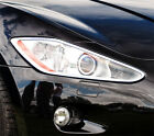 Chrome Head Light Trim Bezel Surrond Rim Cover For Maserati GranTurismo 07-