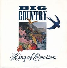 """7"""" Single, Big Country - King of Emotion"""