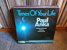 Paul Anka  – Times Of Your Life (Album)