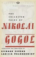 The Collected Tales of Nikolai Gogol by Nikolai Vasilievich Gogol (Paperback, 1999)