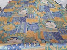 "Vintage Ashley Wild Designs fabric 10 metres 56"" wide inc edging"