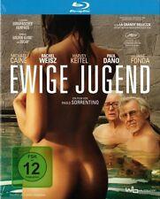 EWIGE JUGEND (Michael Caine, Rachel Weisz, Harvey Keitel) Blu-ray Disc NEU+OVP