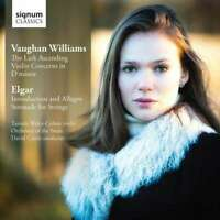 Tamsin - Vaughan-Williams: The Lark Ascending, Violon C Neuf CD