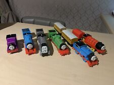 Bundle Of 6 Trackmaster Trains Henry Thomas Charlie Spencer Victor  Gordon