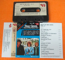 MC BEE GEES Best of bee gees vol.2 1971 italy RSO 3215 059 no cd lp vhs dvd