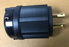 Heavy Duty L14-30P 4 Prong Generator Twist Lock Locking Plug Device 30A 125/250V