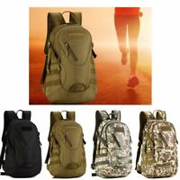 20L Hiking Camping Bag Army Military Tactical Trekking Rucksack Backpack Outdoor