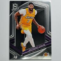 Anthony Davis Panini Spectra Basketball 2019-2020 #33 LA Lakers NBA Sports Card
