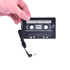 Car Audio Cassette Tape 3.5mm Aux Adapter Transmitters for Mp3 Ipod Cd Md iPhone