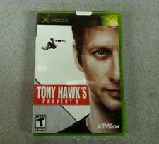 New Sealed Tony Hawk's Project 8 For XBOX