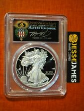 2015 W PROOF SILVER EAGLE PCGS PR70 TORCH CLEVELAND FIRST DAY OF ISSUE DC POP 5