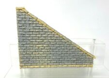 Angled Pennsy Type Quarry Cut Stone Wall O S-Scale for LIONEL MTH