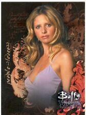 Buffy TVS Season 5 Promo Card B5-1