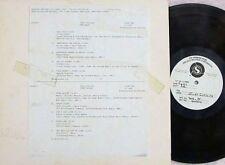 Rock Excellent (EX) Test Pressing LP Vinyl Music Records
